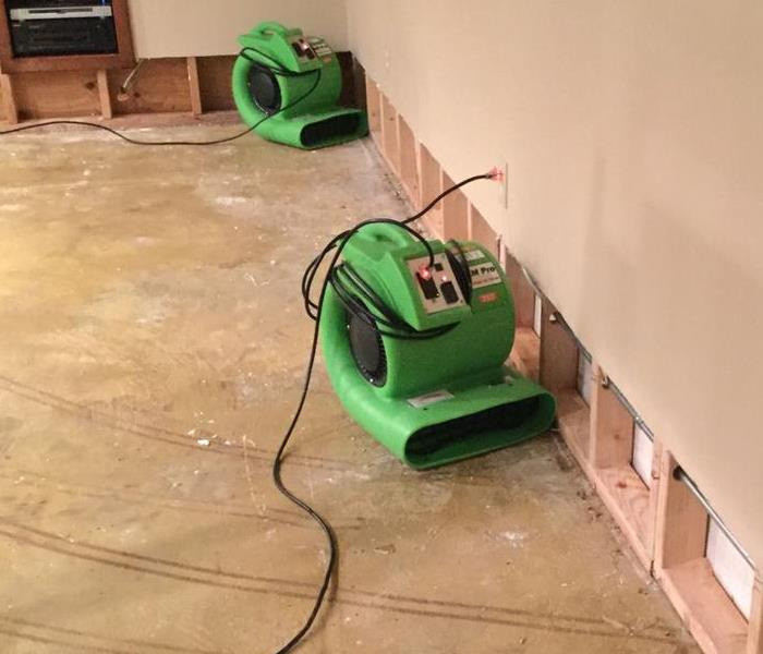 Water Damage Faster to your Edina/Eden Prairie Water Damage Event